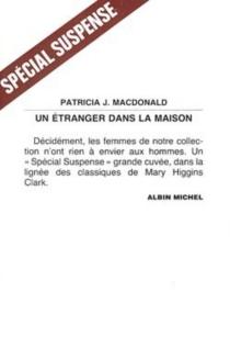 Un Etranger dans la maison - Patricia J.MacDonald