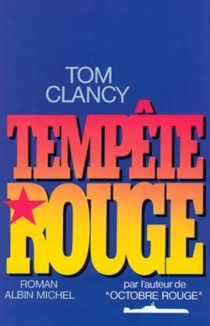 Tempête rouge - TomClancy