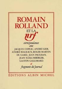 Romain Rolland et la NRF - RomainRolland