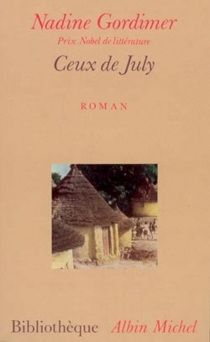 Ceux de July - Nadine Gordimer