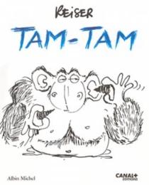 Tam-tam - Jean-MarcReiser