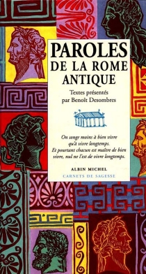 Paroles de la Rome antique -