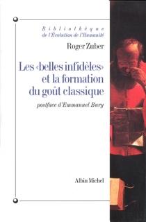Les belles infidèles et la formation du goût classique - RogerZuber