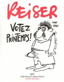 Votez printemps - Jean-MarcReiser