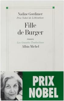 Fille de Burger - NadineGordimer