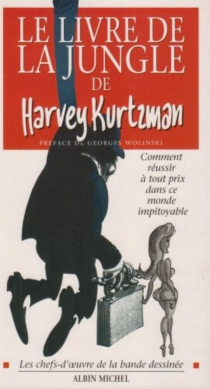 Le livre de la jungle - Harvey Kurtzman