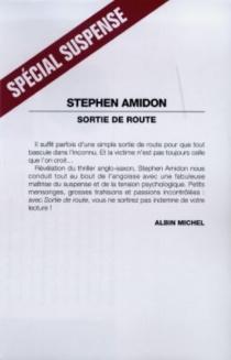 Sortie de route - StephenAmidon