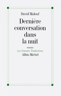 Dernière conversation dans la nuit - DavidMalouf