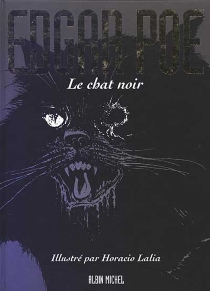 Edgar Poe : le chat noir - HoracioLalia