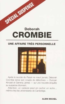 Une affaire très personnelle - DeborahCrombie