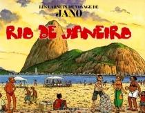 Les carnets de voyage de Jano : Rio de Janeiro - Jano