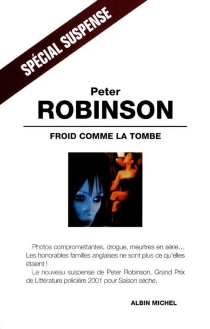Froid comme la tombe - Peter Robinson