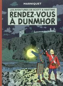 Les aventures de Scott et Hastings - FrédéricMarniquet