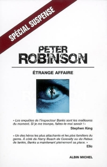 Etrange affaire - Peter Robinson