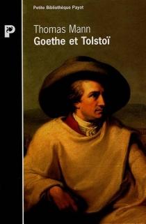 Goethe et Tolstoï - ThomasMann
