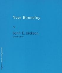 Yves Bonnefoy - John EdwinJackson