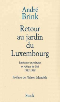 Retour au Luxembourg - AndréBrink
