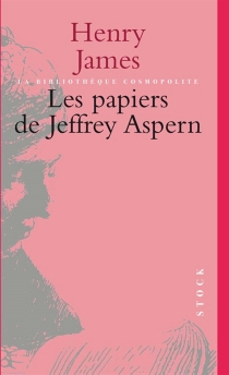 Les papiers de Jeffrey Aspern - HenryJames