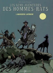 Les semi-aventures des hommes-rats - WolfgangPlacard