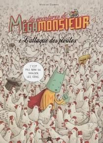 Les aventures de Mégamonsieur - MartinDesbat