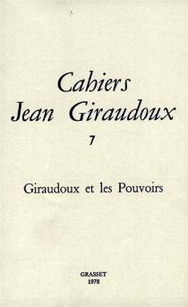 Cahiers Jean Giraudoux, n° 7 -