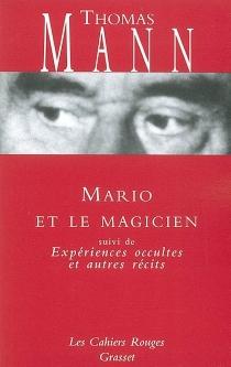 Mario et le magicien| Expériences occultes| Doux sommeil - ThomasMann