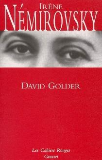 David Golder - IrèneNémirovsky