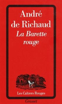 La barette rouge - André deRichaud
