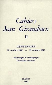 Cahiers Jean Giraudoux, n° 11 -