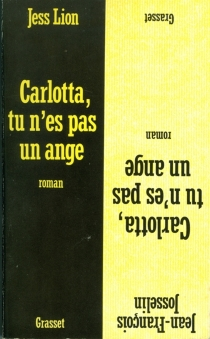 Carlotta, tu n'es pas un ange - JessLion