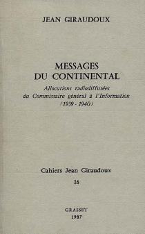 Cahiers Jean Giraudoux - JeanGiraudoux