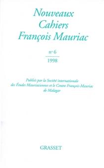 Nouveaux cahiers François Mauriac, n° 6 - FrançoisMauriac