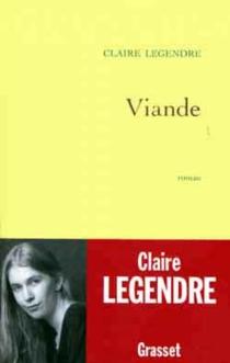 Viande - ClaireLegendre