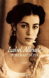 Portrait sépia - IsabelAllende