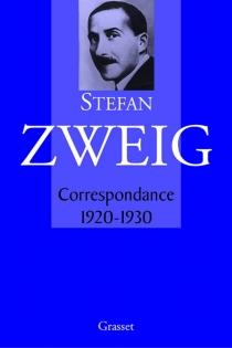 Correspondance - StefanZweig