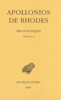 Argonautiques - Apollonios de Rhodes