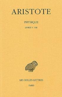 Physique - Aristote