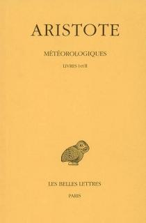 Météorologiques - Aristote