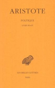 Politique - Aristote