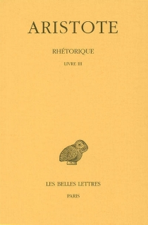 Rhétorique - Aristote