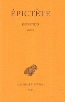 Entretiens - Épictète