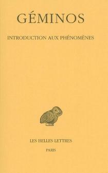 Introduction aux phénomènes - Géminos