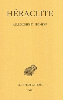 Allégories d'Homère - Héraclite