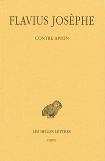 Contre Apion - Flavius Josèphe