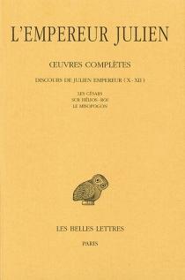 Oeuvres complètes - Julien