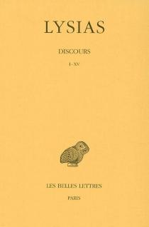 Discours - Lysias