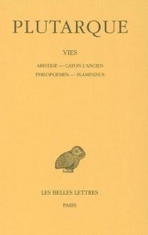 Vies - Plutarque