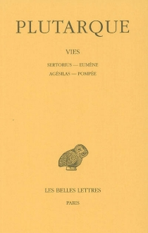 Plutarque| Vies| traduit du grec ancien par Robert Flacelière, Emile Chambry - Plutarque
