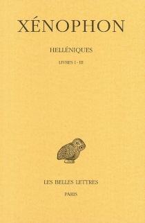 Helléniques - Xénophon