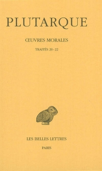 Oeuvres morales -